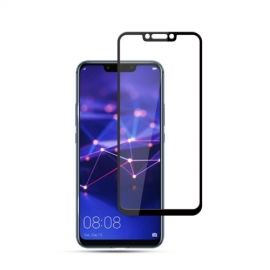 Full-Cover Tempered Glass Huawei Mate 20 Lite - Zwart