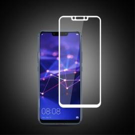 Full-Cover Tempered Glass Huawei Mate 20 Lite - Wit