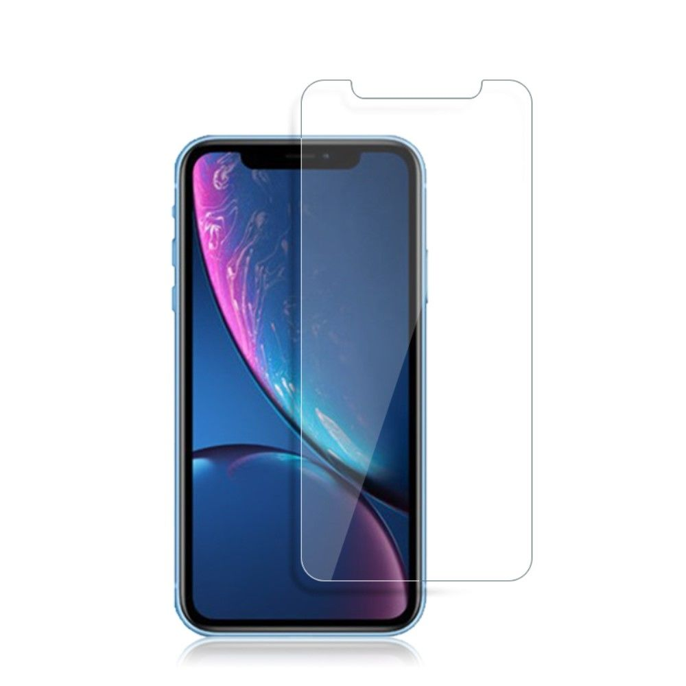 Tempered Glass Screen Protector iPhone Xr | GSM-Hoesjes.be