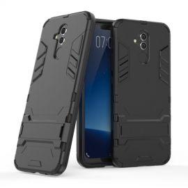 Armor Kickstand Huawei Mate 20 Lite Hoesje - Zwart