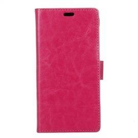 Book Case Motorola Moto E5 Play Hoesje - Roze
