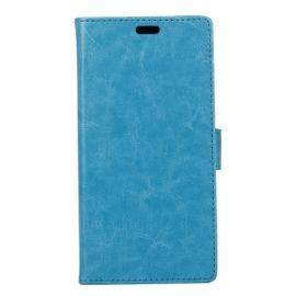 Book Case Motorola Moto E5 Play Hoesje - Blauw