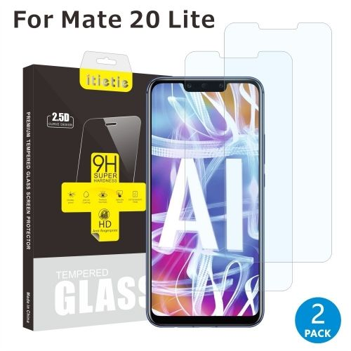 Tempered Glass Duo Pack Huawei Mate 20 Lite