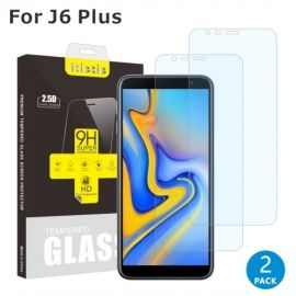 Tempered Glass Duo Pack Samsung Galaxy J4+ / J6+