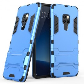 Armor Hybrid Kickstand Huawei Mate 20 Hoesje - Lichtblauw