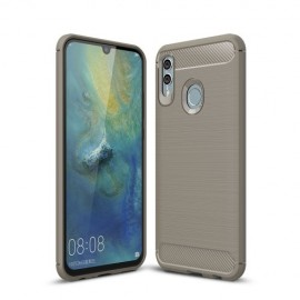 Armor Brushed TPU Huawei P Smart 2019 / Honor 10 Lite Hoesje - Grijs