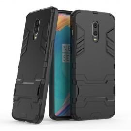 Armor Kickstand OnePlus 6T Hoesje - Zwart