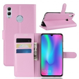 Book Case Huawei P Smart 2019 / Honor 10 Lite Hoesje - Pink