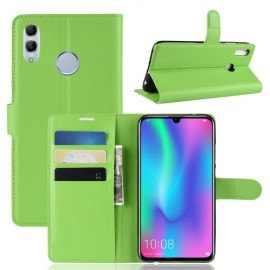 Book Case Huawei P Smart 2019 / Honor 10 Lite Hoesje - Groen