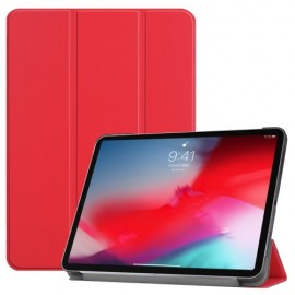 Smart Book Case Apple iPad Pro 11 (2018) Hoesje - Rood