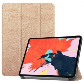 Smart Book Case Apple iPad Pro 12,9 (2018) Hoesje - Rose Gold