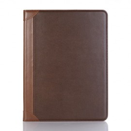 Two-Tone Smart Book Case Apple iPad Pro 11 (2018) Hoesje - Bruin