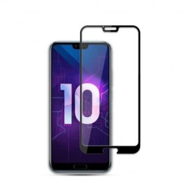 Full-Cover Tempered Glass Honor 10 - Zwart