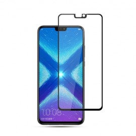 Full-Cover Tempered Glass Honor 8X - Zwart