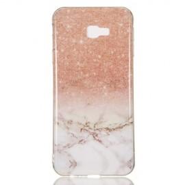Marmer Design TPU Samsung Galaxy J4 Plus Hoesje
