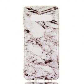 Marmer Design TPU Samsung Galaxy S10 Plus Hoesje