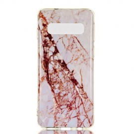 Marmer Design TPU Samsung Galaxy S10 Hoesje
