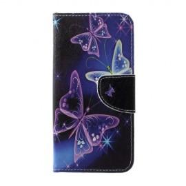 Book Case Samsung Galaxy S10 Plus Hoesje - Vlinders