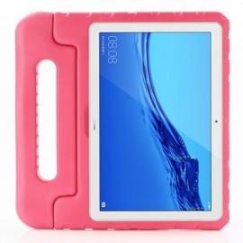 ShockProof Kids Case Huawei MediaPad M5 Lite 10 Hoesje - Roze