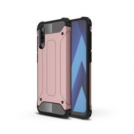 Armor Hybrid Samsung Galaxy A50 / A30s Hoesje - Rose Gold