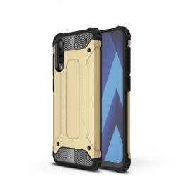 Armor Hybrid Samsung Galaxy A50 / A30s Hoesje - Goud