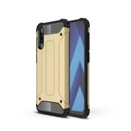 Armor Hybrid Samsung Galaxy A50 Hoesje - Goud