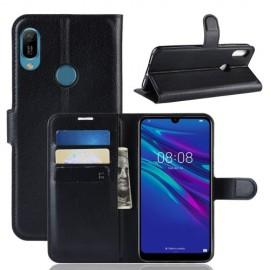 Book Case Huawei Y6 (2019) / Y6s Hoesje - Zwart