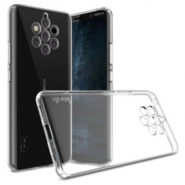 TPU Nokia 9 PureView Hoesje - Transparant