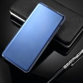 Mirror View Case Huawei P30 Hoesje - Blauw