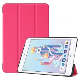 Smart Book Case iPad Mini 5 / Mini 4 Hoesje - Roze