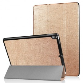 Smart Book Case iPad Air 10.5 (2019) Hoesje - Goud