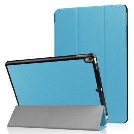 Smart Book Case iPad Air 10.5 (2019) Hoesje - Lichtblauw