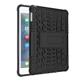 Rugged Kickstand iPad Mini 5 / Mini 4 Hoesje - Zwart