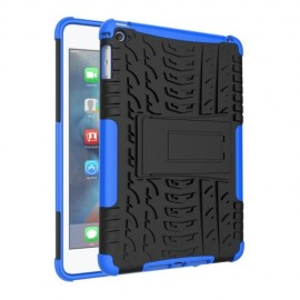 Rugged Kickstand iPad Mini 5 / Mini 4 Hoesje - Blauw