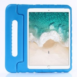 ShockProof Kids Case iPad 10.2 (2019) / Air 10.5 (2019) Hoesje - Blauw