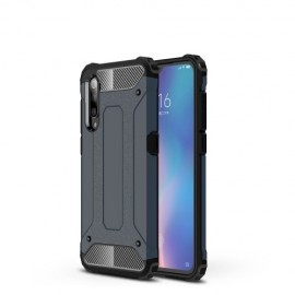Armor Hybrid Xiaomi Mi 9 Hoesje - Donkerblauw