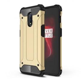 Armor Hybrid OnePlus 7 Hoesje - Goud