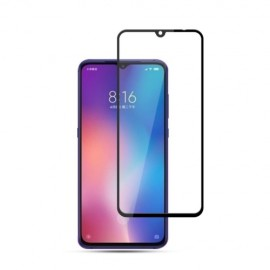 Full-Cover Tempered Glass Xiaomi Mi 9 - Zwart