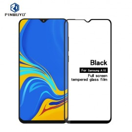 Full-Cover Tempered Glass Samsung Galaxy A10 - Zwart