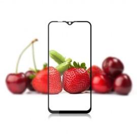 Full-Cover Tempered Glass Samsung Galaxy M20 (Power) - Zwart