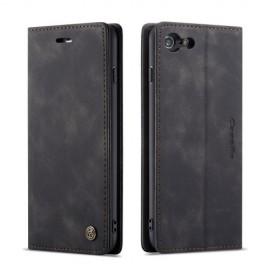 CaseMe Book Case iPhone 6 / 6s Hoesje - Zwart