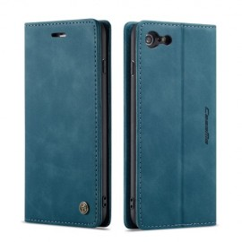 CaseMe Book Case iPhone 6 / 6s Hoesje - Blauw