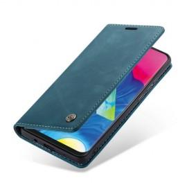 CaseMe Book Case Samsung Galaxy A10 Hoesje - Blauw
