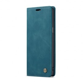 CaseMe Book Case Samsung Galaxy S9 Plus Hoesje - Blauw