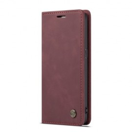 CaseMe Book Case Samsung Galaxy S7 Hoesje - Bordeaux