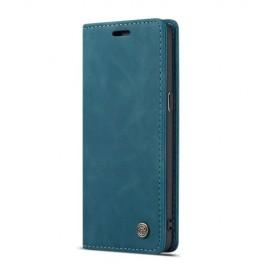 CaseMe Book Case Samsung Galaxy S8 Hoesje - Blauw