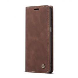 CaseMe Book Case Samsung Galaxy S8 Hoesje - Donkerbruin