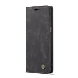 CaseMe Book Case Samsung Galaxy S8 Hoesje - Zwart