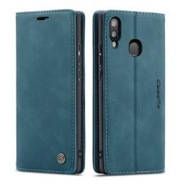 CaseMe Book Case Samsung Galaxy A20e Hoesje - Blauw