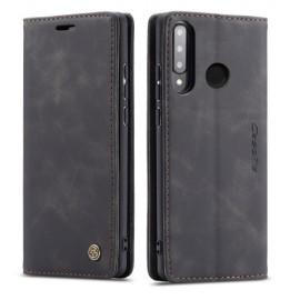 CaseMe Book Case Huawei P30 Lite Hoesje - Zwart